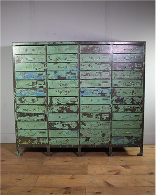 Metal Multi Drawer Cabinet
